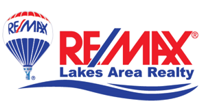 remax lakes area realty logo